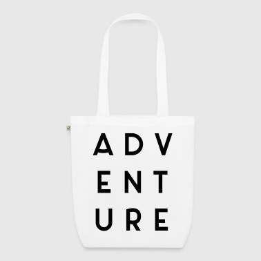 Adventure Travel Quote  - EarthPositive Tote Bag