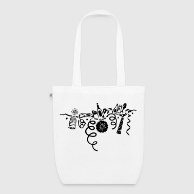 Party and silvester decoration - EarthPositive Tote Bag