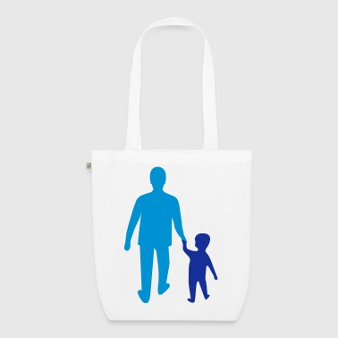 missing father and son - EarthPositive Tote Bag