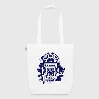 A jukebox graffiti - EarthPositive Tote Bag