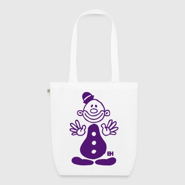 Clown - EarthPositive Tote Bag