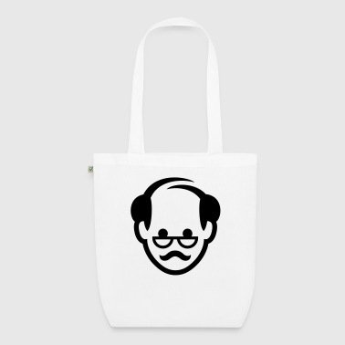 Face of a grandfather - EarthPositive Tote Bag