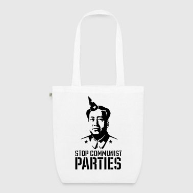 Stop communist parties - EarthPositive Tote Bag