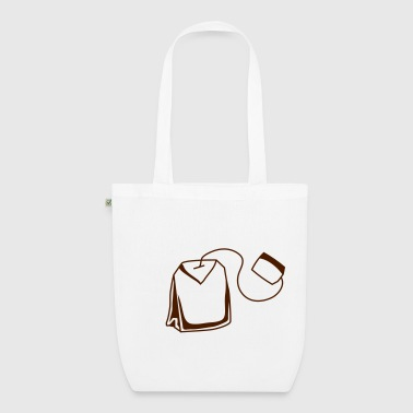 a tea bag for tea lovers - EarthPositive Tote Bag