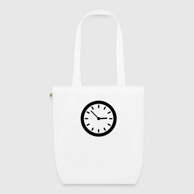 Clock - EarthPositive Tote Bag