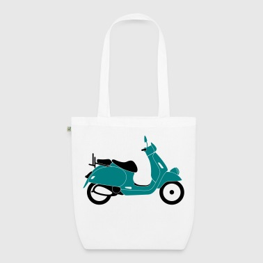 Scooter / Scooter - EarthPositive Tote Bag