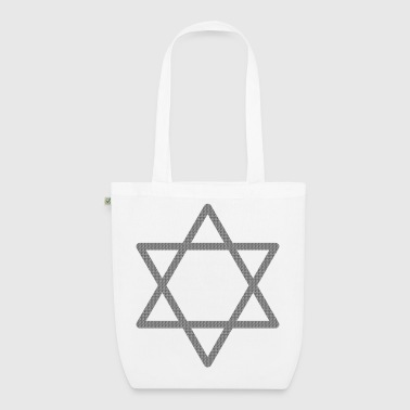 Star of David - EarthPositive Tote Bag