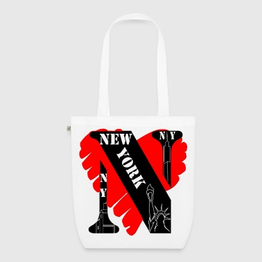 NewYork - EarthPositive Tote Bag