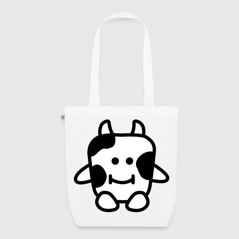 Moody Cow - EarthPositive Tote Bag