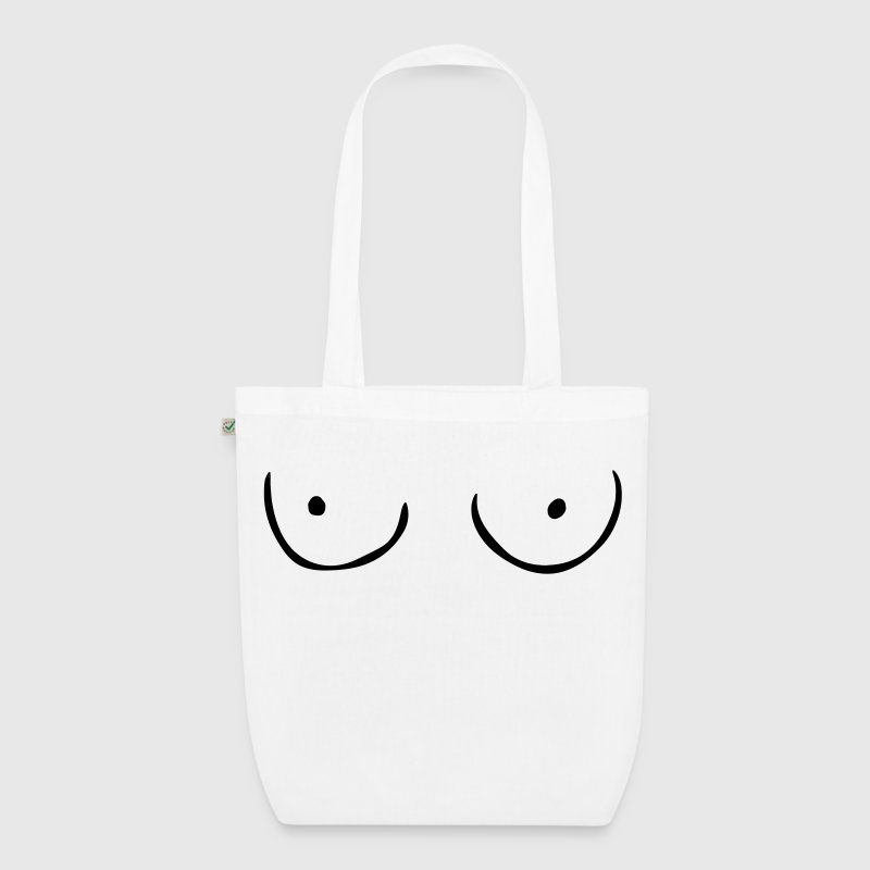 Tits - EarthPositive Tote Bag
