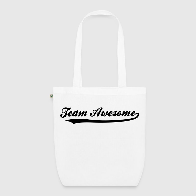 Team awesome! - EarthPositive Tote Bag