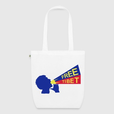 free tibet - EarthPositive Tote Bag