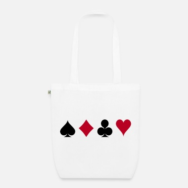 King Card Game - Playind Card - EarthPositive Tote Bag