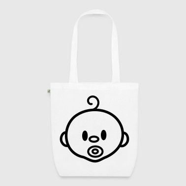 Baby - EarthPositive Tote Bag