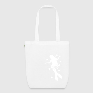 Meerjungfrau - EarthPositive Tote Bag