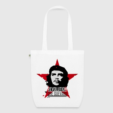 Che Guevara Revolution - EarthPositive Tote Bag