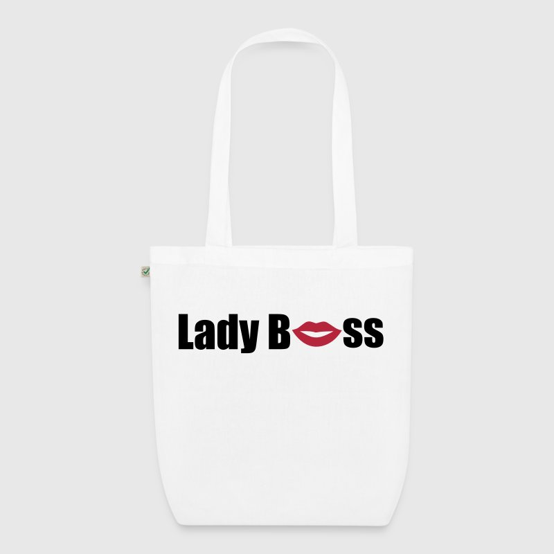 Lady Boss - EarthPositive Tote Bag