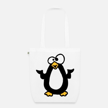 Penguins Penguin - EarthPositive Tote Bag
