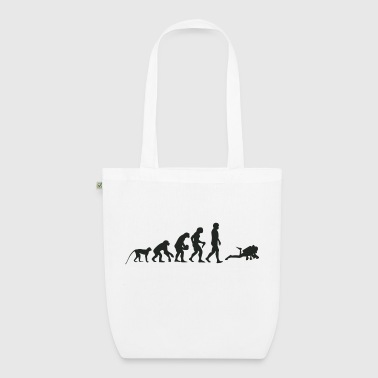 Evolution divers - EarthPositive Tote Bag