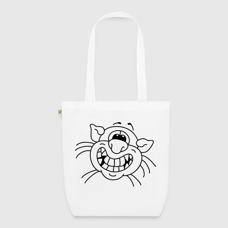 Stoffen Tas Design : Smile stoffen tas spreadshirt