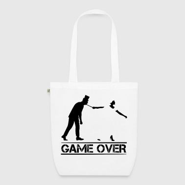 JGA game over Bachelor farewell wedding party - EarthPositive Tote Bag
