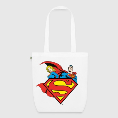DC Comics Originals Supergirl And Superman - Bio stoffen tas