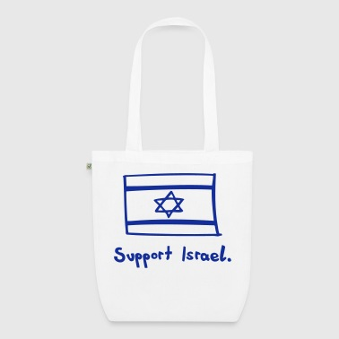 Support Israel - EarthPositive Tote Bag