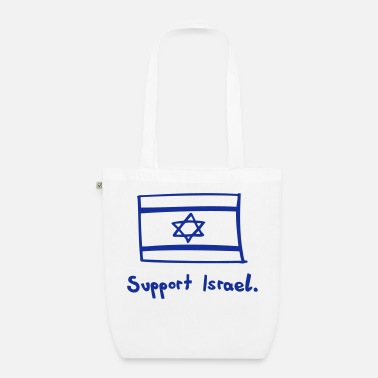 Israel Support Israel - EarthPositive Tote Bag