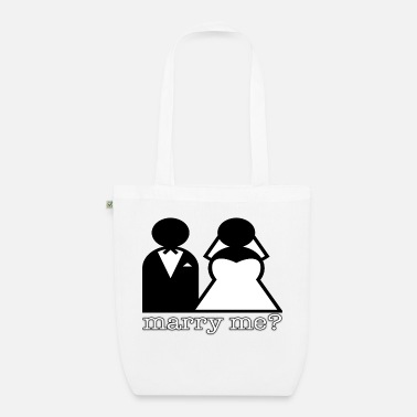 Marry Marry - Organic Tote Bag