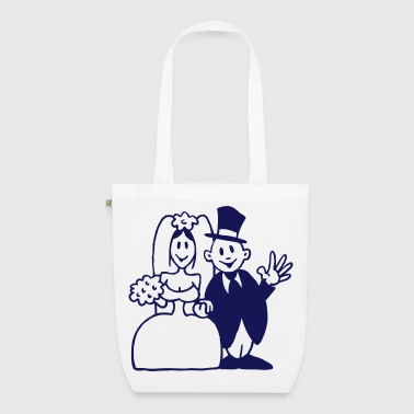 Wedding - EarthPositive Tote Bag