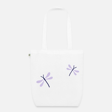 Dragonfly Dragonfly Stars - EarthPositive Tote Bag