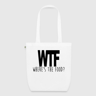 WTF - WHERE IS THE FOOD? - Bio-stoffveske