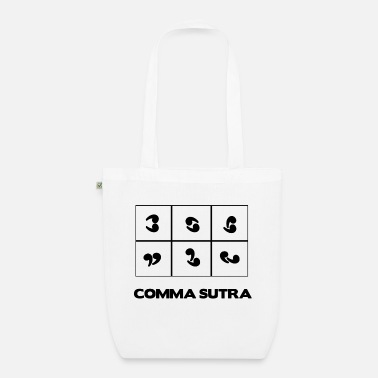 Comma COMMA SUTRA - EarthPositive Tote Bag