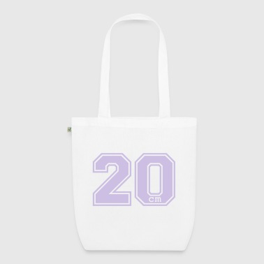 Cool 20 centimeter - EarthPositive Tote Bag