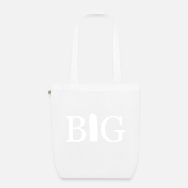 Quote big - EarthPositive Tote Bag