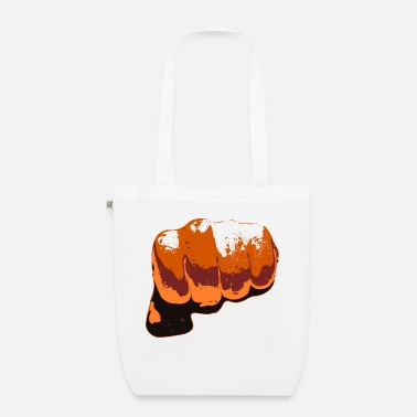 Fist fist - Organic Tote Bag