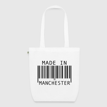 Made in Manchester - EarthPositive Tote Bag