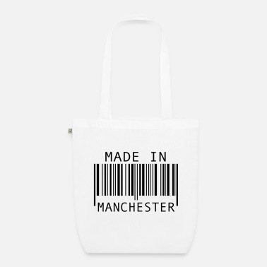 Manchester Made in Manchester - EarthPositive Tote Bag
