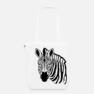 Zebra Zebra - EarthPositive Tote Bag