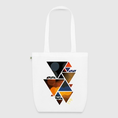 Geo | Lights - EarthPositive Tote Bag