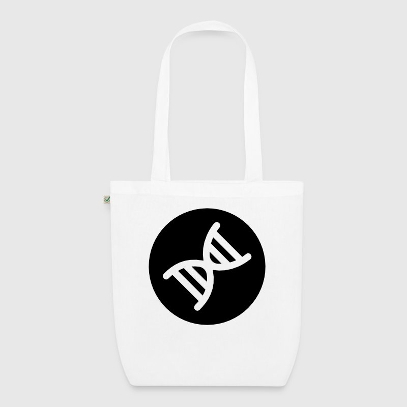 DNA double helix - EarthPositive Tote Bag