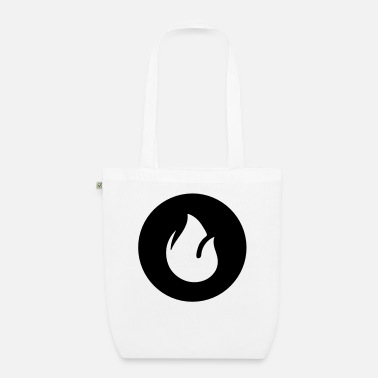Fire Fire - EarthPositive Tote Bag