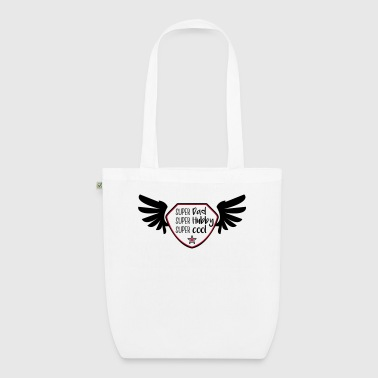 Super Dad - Super hubby - Super cool - EarthPositive Tote Bag