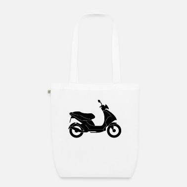 Scooter Scooters / Scooter - EarthPositive Tote Bag