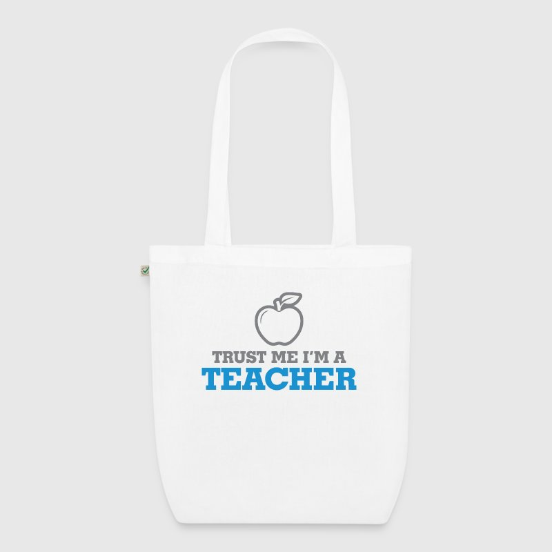 Stoffen Tas Design : Vertrouw me ik ben een leraar stoffen tas spreadshirt