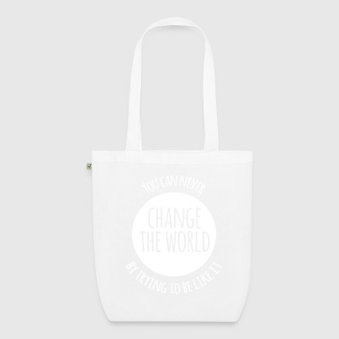 Change The World - EarthPositive Tote Bag