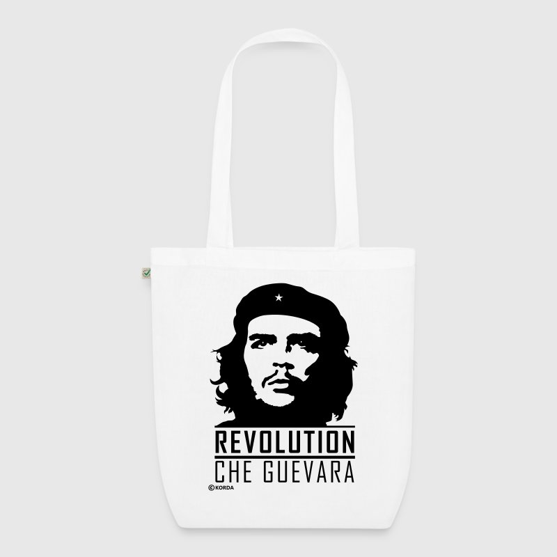Che Guevara Revolutionary - EarthPositive Tote Bag