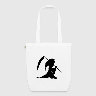 Grim Reaper  - EarthPositive Tote Bag