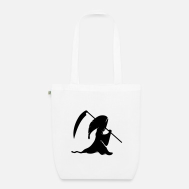 Grim Reaper Grim Reaper  - EarthPositive Tote Bag