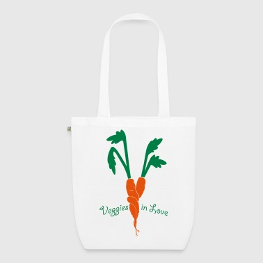 veggies in love - Bio-Stoffbeutel